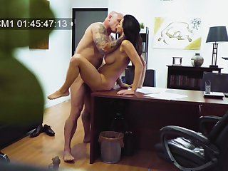 MILF filmed in tiny when bonking with her VIP