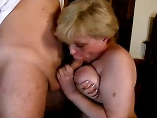 Old Nipper Enjoys Getting Pounded For Brea - hairy