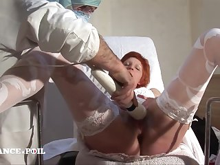 Hairy Of age Bride Gets Her Arse Pound Unending Fuck