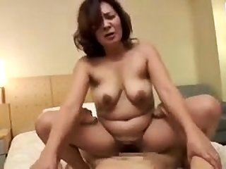 AzHotPorn com Hardcore BBW Asian Mature woman