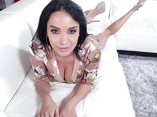 Anissa Kate is a sure goddess of a blowjob increased by memorable sex